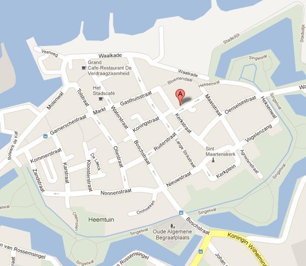 Ga naar MOTIEF op Google Maps